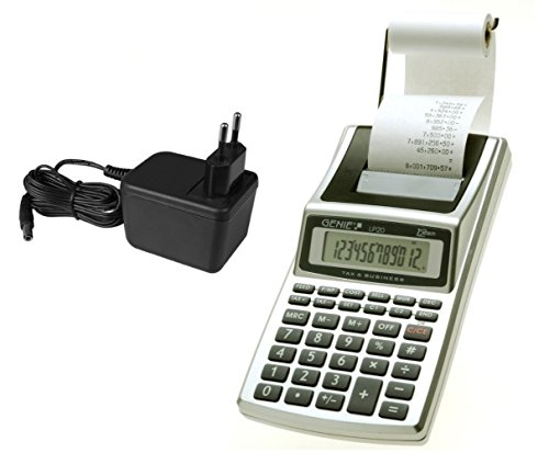 Genie LP 20 Calculatrice avec imprimante /...