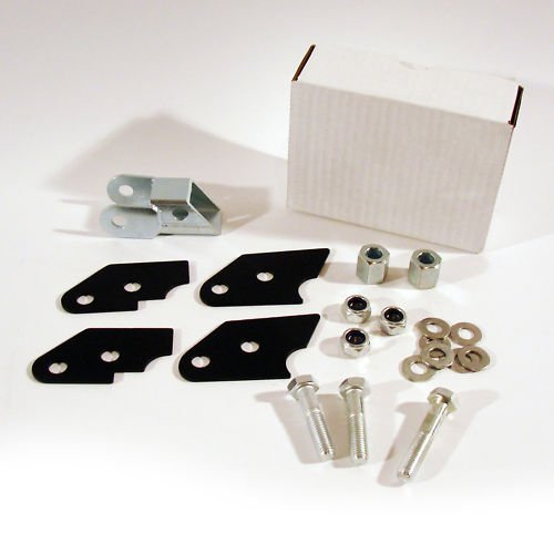 2' ATV Lift Kit For Honda Rancher - Lifts Front & Rear of all 350 and 400 models