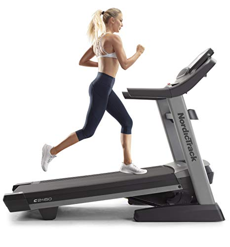 "NordicTrack Commercial Series 14"" HD Touchscreen Display Treadmill 2450 Model + 1 Year iFit Membership"