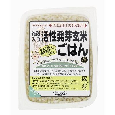 OS 雑穀入り活性発芽玄米ごはん