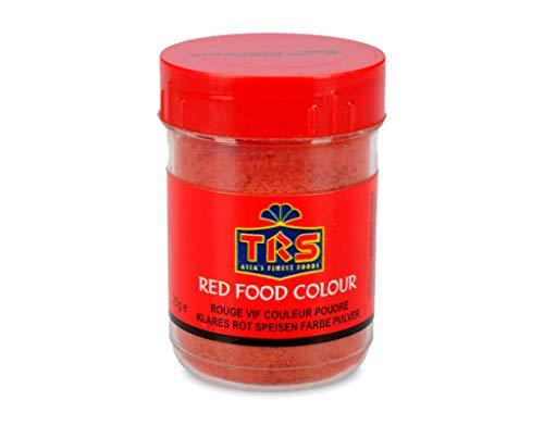 TRS Red Food Colour 25g barwnik spożywczy czerwony
