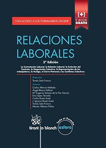 Relaciones Laborales 5ª Ed (Esfera)