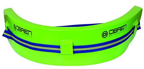 O'Brien Vinyl Dipped Flotation Swim Belt, Green, Large, 2191921