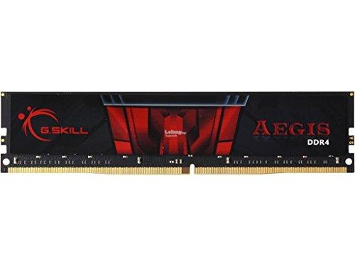 Gskill F4-2133C15S-16GIS Memoria D4 2133 16 GB C15 Aegis 1 x 16 GB, 1,2 V, Gaming Series
