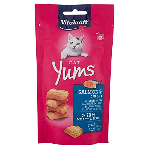 Vitakraft Cat YUMS - Lachs