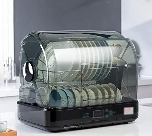 Hogar de la cocina gabinete de la desinfección platos vajilla palillos de mini gabinete de la desinfección de escritorio de escritorio de mini conveniente for el hogar y cualquier lugar que necesita l