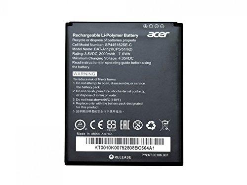 Acer Liquid Z410 Original Akku 7,6Wh