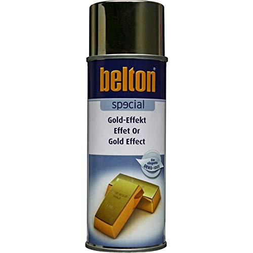 Unbekannt Kwasny Belton Gold-Effekt Effektlack Speziallack Lack Lackspray Spraylack 400 ml