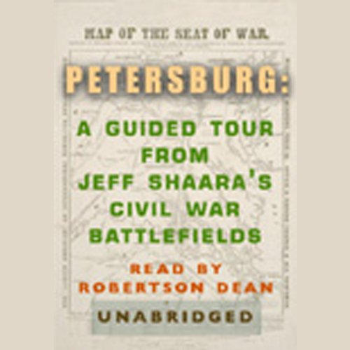 Petersburg cover art