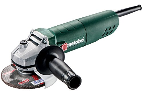 Review Of Metabo - 4.5/Angle Grinder - 11, 000 Rpm - 8.0 Amp W/Lock-On (601232420 850-115), Perfor...