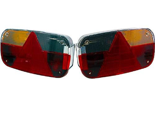 The Drive -11399- Multipoint 3 III Jeu de feux arrière droite/gauche avec feux arrière NSL