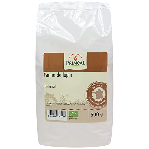 Priméal - BIO - Farine de Lupin France 500 g