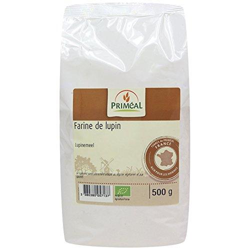 Priméal Farine de Lupin France 500 g
