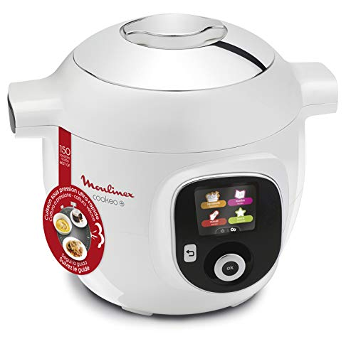 Moulinex Multicuiseur Intelligent Cookeo+ 6L 6 Modes de...