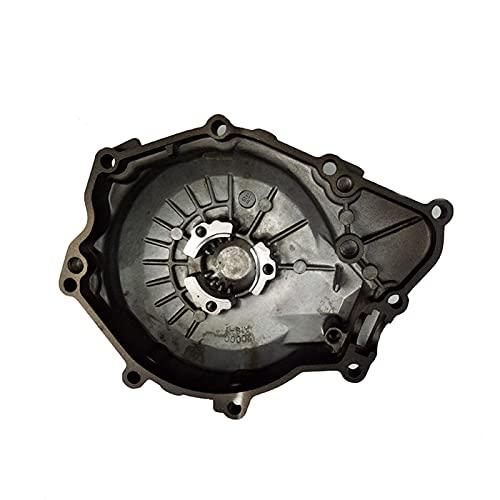 XJSM Caja del Cigüeñal De La Cubierta del Motor del Estator para Yamaha YZF-R6 YZF R6 2006 2007 2008 2009 2010 2011 2012 Motocicleta