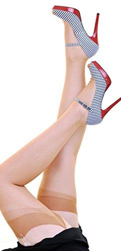 Türtapete Türposter selbstklebend – High Heels kopfüber - 90x205cm und 100x210cm - Fototapete Poster Türfolie Tapete – T00079