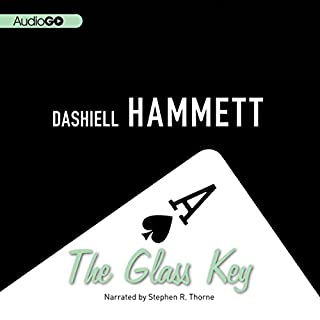 The Glass Key cover art