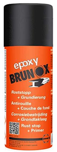 Brunox Epoxy, Rostumwandler & Grundierer, 2in1, 400ml