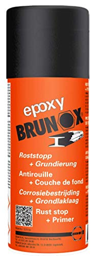 Brunox Epoxy, Rostumwandler & Grundierer, 2in1, 400ml
