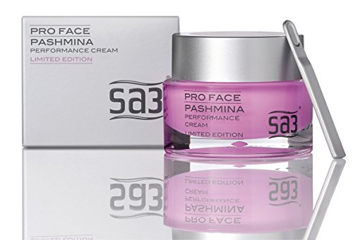 SA3 Pro Face Pashmina Performance Cream, 50 ml