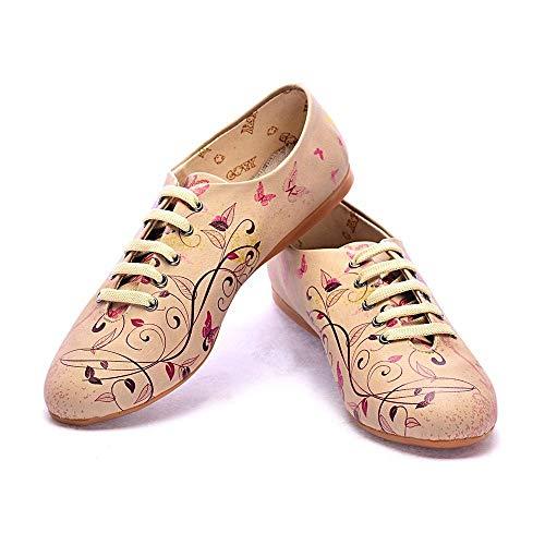 GOBY Slv23 - Zapatos Mujer