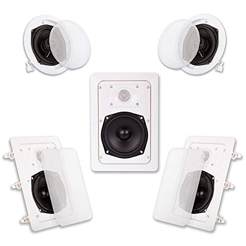 Acoustic Audio HT-55 in Wall in ...