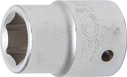 "BGS 3421 | Steckschlüssel-Einsatz Sechskant | 20 mm (3/4\"") | SW 21 mm"