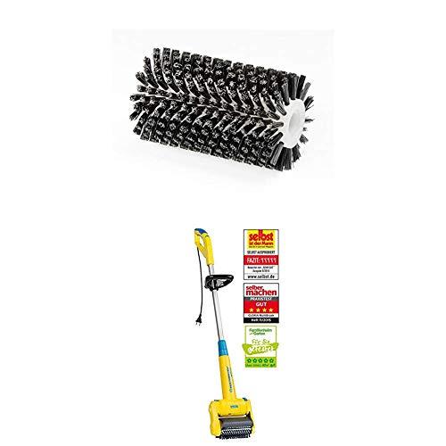 Gloria Steinbürste Medium für alle Brush Geräte außer Weedbrush + MultiBrush speedcontrol 230V inkl. Steinbürste und Fugenbürste