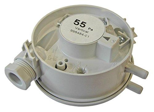 MTS Ariston 998484-01 - Interruttore pressione aria di ricambio (sostituisce 998484)
