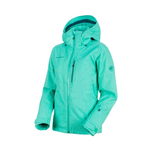 Mammut Stoney HS Thermo Women's Jacket atoll melange/atoll XS
