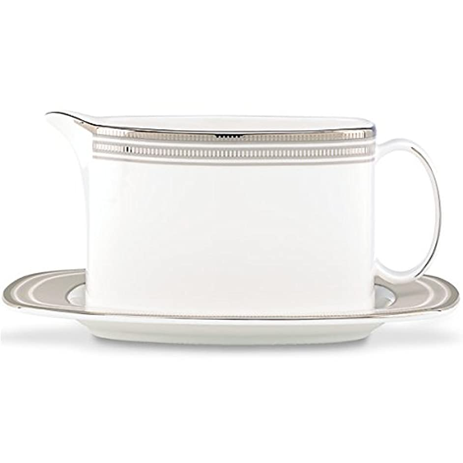 Palmetto Bay Gravy Boat with Stand