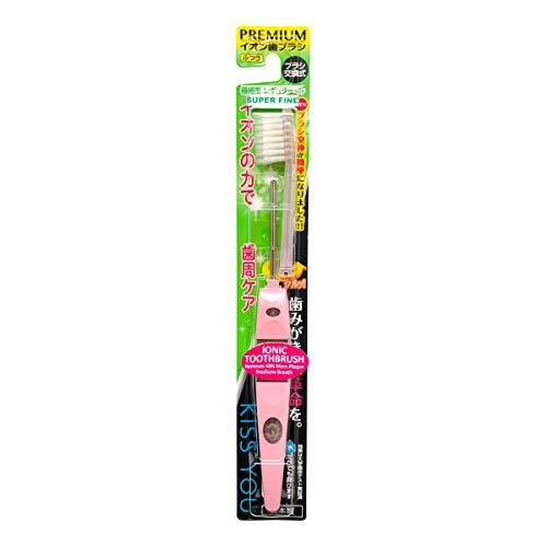 Kisuyu Ion Toothbrush Regular Extra-fine (Usually)
