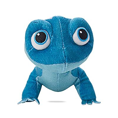 Disney Salamander –Frozen II – Mini Bean Bag – 4 1/2''