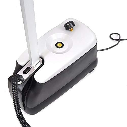 Stiratrice verticale ad alta pressione 4.5 bars, 2600 W, 50 g/min.