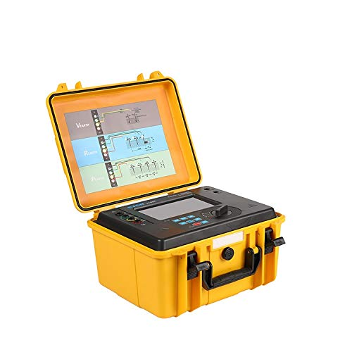 Learn More About XINXI-MAO Safe Meter ETCR3100C Earth Resistance Measurement Soil Resistivity Meter ...