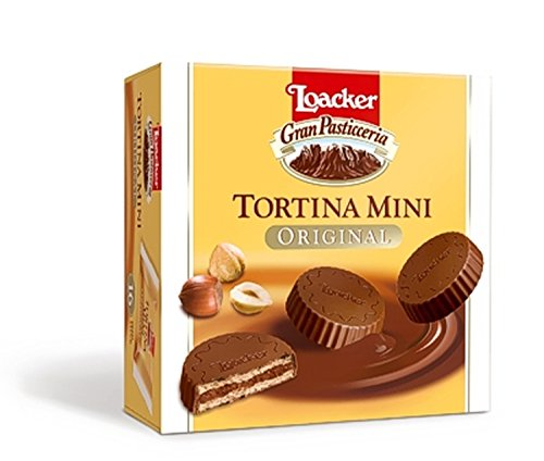 Gran Pasticceria Tortina Mini Original 144 gr. - Loacker