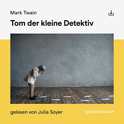 Tom der kleine Detektiv cover art