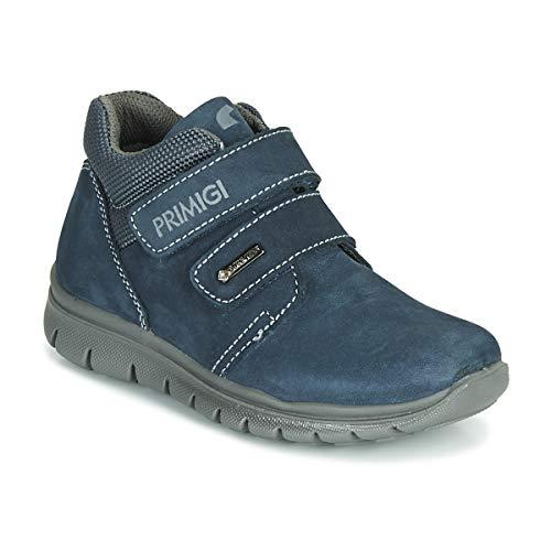 Primigi HILOS Gore-TEX - Botas tobilleras para niños, color azul, color Azul, talla 25 EU