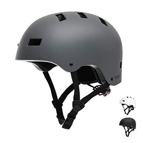 Vihir Sports Helmet, Ice Skating, Skateboarding, Bicycle, Mountain Climbing, Protective Helmet, Adjustable Size, For Children and Adults