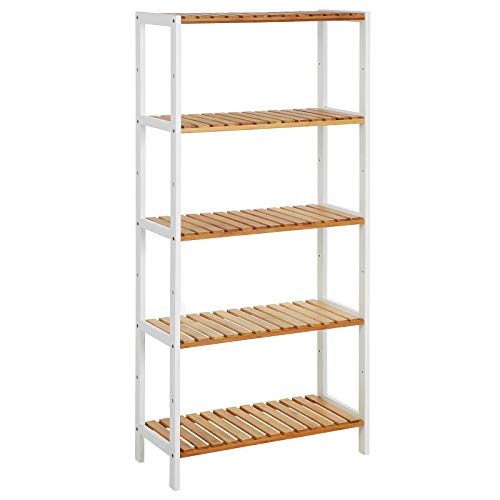 5-Tier Bathroom Storage Shelves