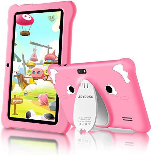 Kids Tablet 7' IPS HD 9.0 OS, 3GB RAM + 32GB ROM/128GB Scalable, Core Tablet
