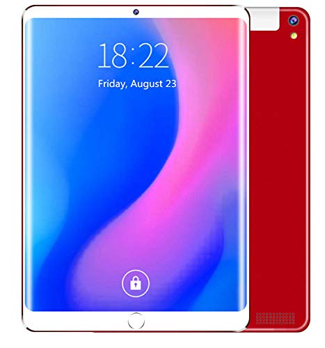 Tableta 2GB RAM + 32G ROM 5000mAh Quad Core Dual SIM con cámara dual HD Pantalla de 10 pulgadas3G Android 8 Tablet PC Personalización del sistema Bluetooth GPS WIFI 1280 * 800 pantalla Tableta