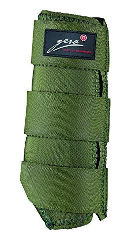 Gera 1695 Supratex-Sehnenschoner, vorne, L, grün