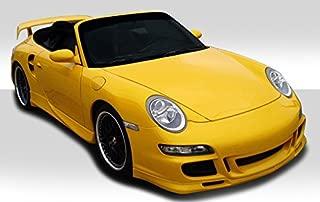 Extreme Dimensions Duraflex Replacement for 1999-2004 Porsche 911 Carrera 996 997 GT-3 RS Front End Conversion Kit - 4 Piece