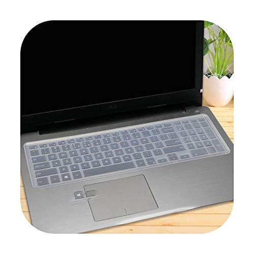 Silikon-Schutzhülle für Laptop mit 15,6 Zoll (39,6 cm) für DELL Latitude 3500 3550 3560 3570 3580 3590 Pc Laptop-Clear-