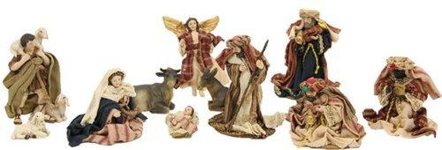 Krippe orientalisch, 8tlg. Set, für 11cm Figuren