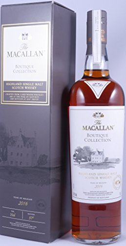 Macallan Boutique Collection Release 2016 Batch No. 1 Highland Single Malt Scotch Whisky 57,0%