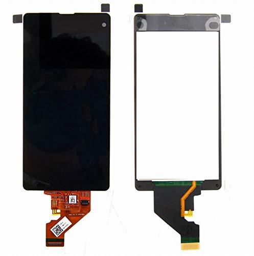 Flügel for Sony Xperia Z1 Compact Mini D5503 Display LCD Ersatzdisplay Schwarz Touchscreen Digitizer Bildschirm Glas Assembly (ohne Rahmen) Ersatzteile & Werkzeuge & Kleber