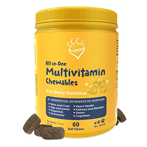 Top 10 best selling list for vitamin c and e supplements for dogs