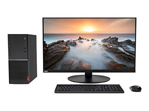 Lenovo V530 15ICR PC Tower Pentium Gold G5400 8GB RAM 256GB SSD Windows 10 Pro 11BH0027GE
